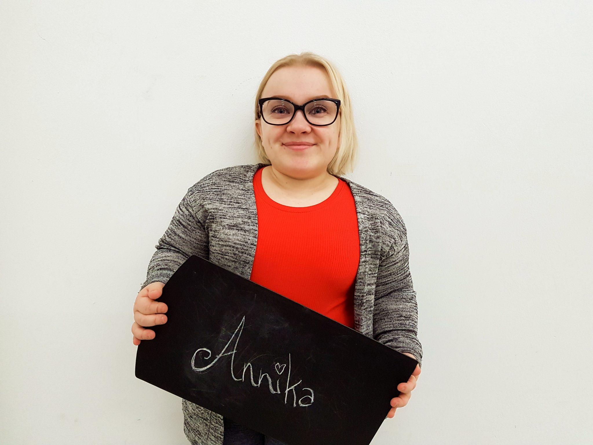 Annika Backman