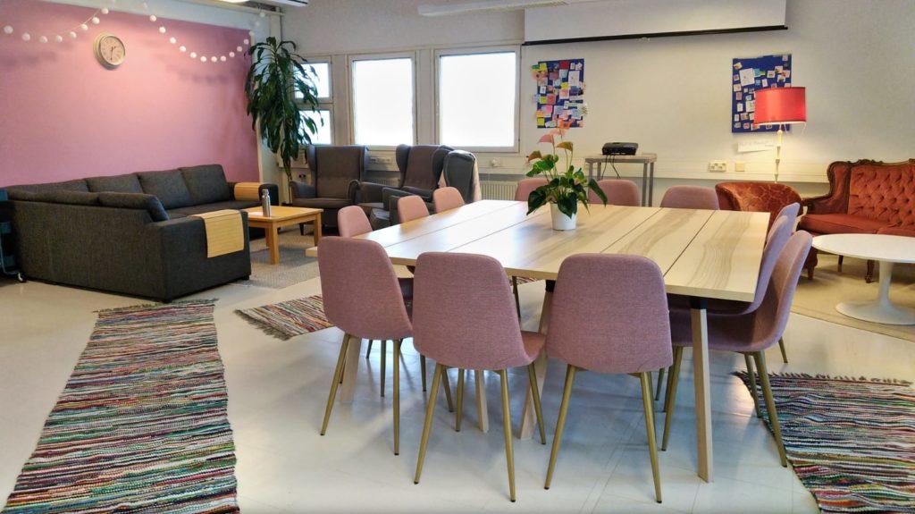 Nicehearts Vantaa kokoustila