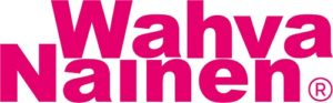 WahvaNainen_logo