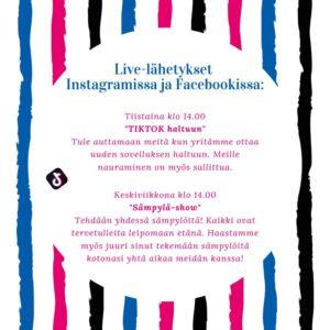 Niceheartsin porukka Me-talo Espoossa ottaa Tiktokin haltuun