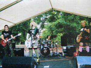 Lontoo 2003 Heathfest