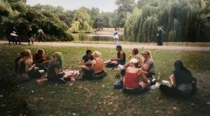 Lontoo_picnic 2003