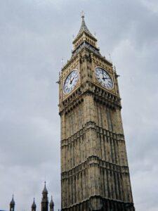 Lontoossa 2003